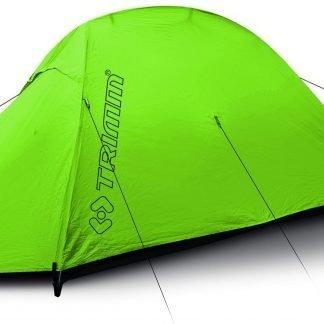 Trimm Delta-D teltta limenvihreä - Kamavaja