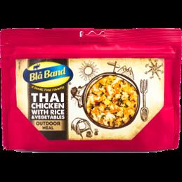Blå Band retkiruoka Thaikana riisillä ja kasviksilla - Kamavaja