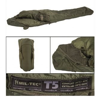 Mil-Tec Tactical T5 makuupussi