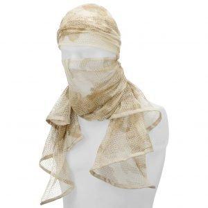 Brandit Commando verkkohuivi sandstorm