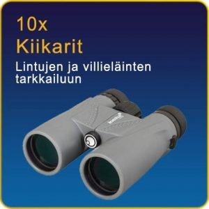 10x kiikarit