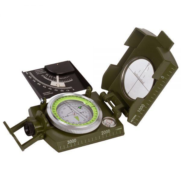 Levenhuk Army AC20 kompassi - Kamavaja.fi verkkokauppa