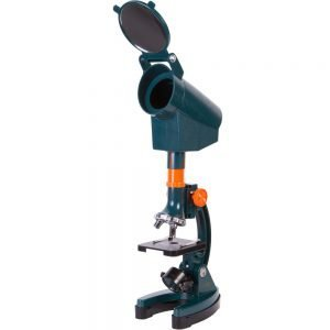 Levenhuk LabZZ M3 mikroskooppi kamera-adapterilla - Kamavaja