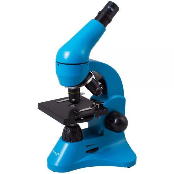Levenhuk Rainbow 50L mikroskooppi sininen - Kamavaja