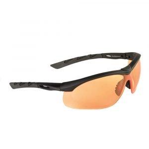 Swiss Eye Lancer ballistiset suojalasit oranssi
